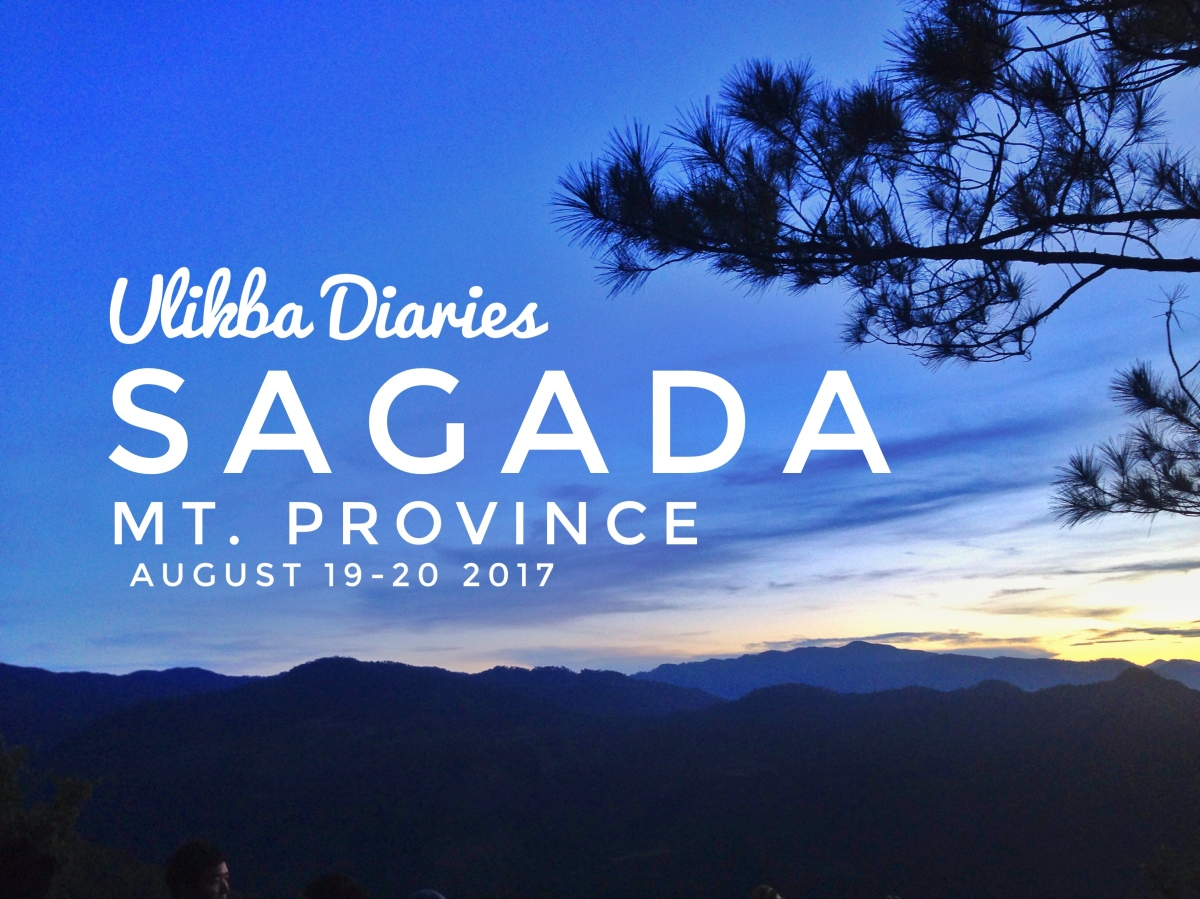Travel Guide : Sagada, Mountain Provice