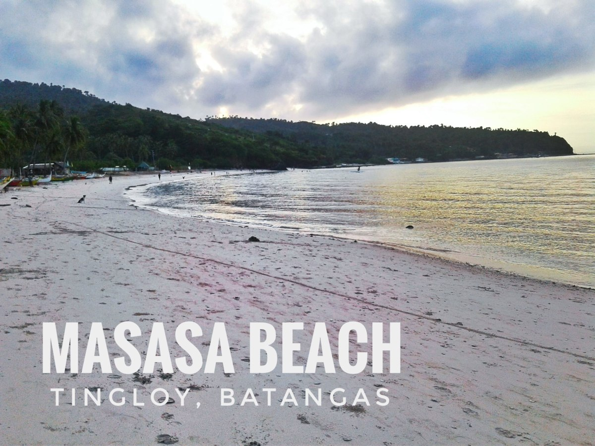 Travel Guide : How to get to Tingloy, Batangas (Masasa Beach)