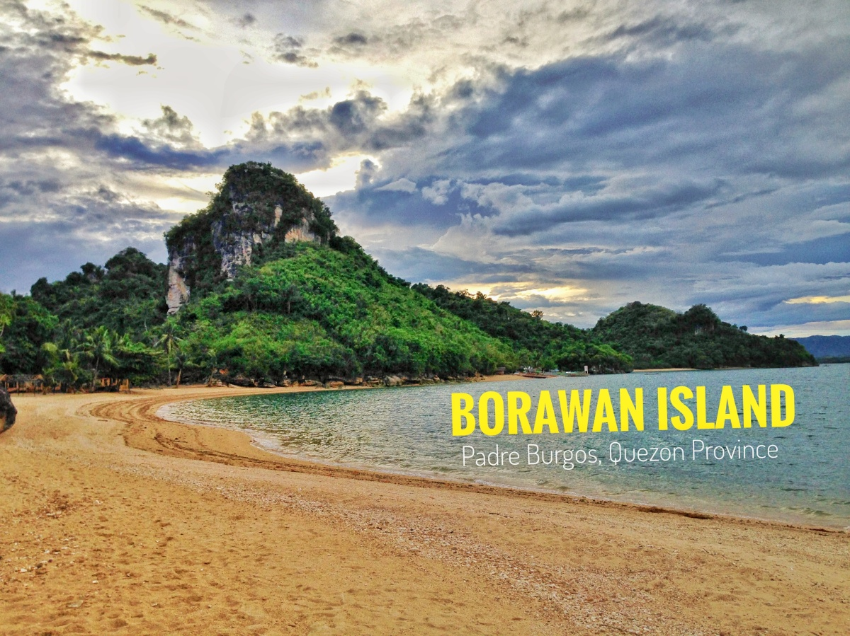 Travel Guide : Borawan Island, Quezon Province